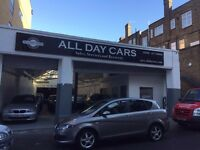 1.EXPERIENCED MECHANIC NEEDED 2.GARAGE ASSISTANT/SALES MAN NEEDED- IMMEDIATE START - STREATHAM HILL