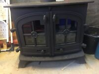 Wood burner / multi burner new