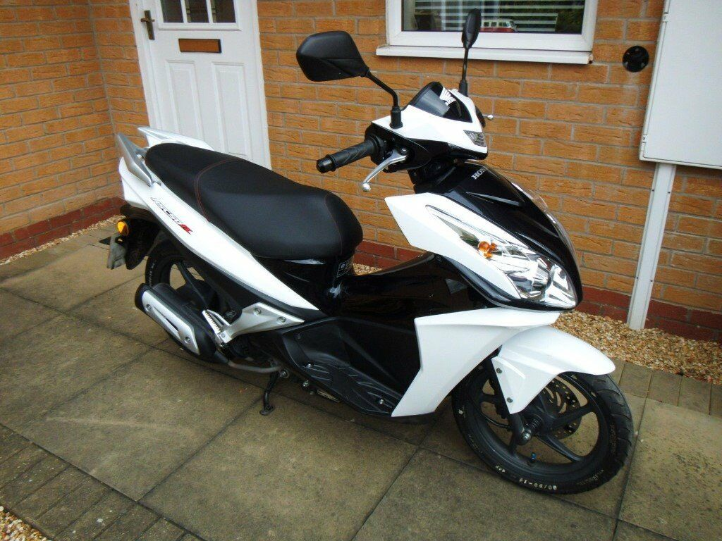 HONDA NSC50R SCOOTER ( 65 REG ) 2015 *** PEARL SUNBEAM WHITE ***