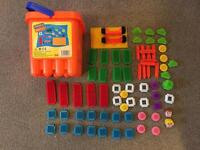 Stickle Bricks - pet & smoke free home