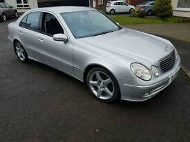 MERCEDES E270 CDI AVENTGARDE LONG MOT