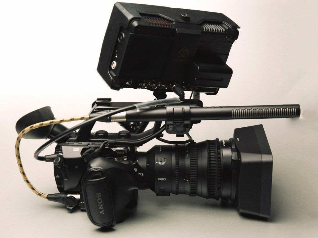 Sony FS5 Raw Full Shooting Kit
