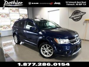 2018 Dodge Journey GT AWD | LEATHER | SUNROOF | 8.4 TOUCHSCREEN
