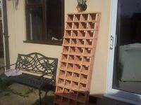 BRAND NEW (BARGAIN) TREATED GARDEN TRELLIS X 4 PIECES 6FT X 2FT COLLECTION ONLY FROM MALDON IN ESSEX