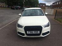 Audi A1 1.2 Tfsi White