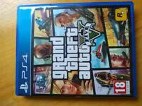 Brand new Grand Theft Auto 5 ( gta 5) for PS4