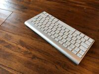 Apple wireless keyboard (old style)