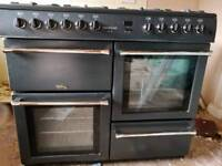 Belling country chef double oven cooker