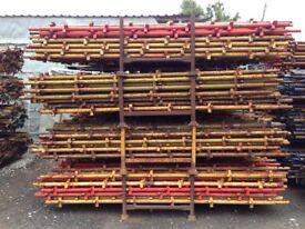 BARGAIN!!! Worth £3770!!! - Kwickstage Scaffolding - Used - 24m x 5m with Extras - READ DECRIPTION
