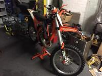 KTM 150 sx sx150 2013 mint condition