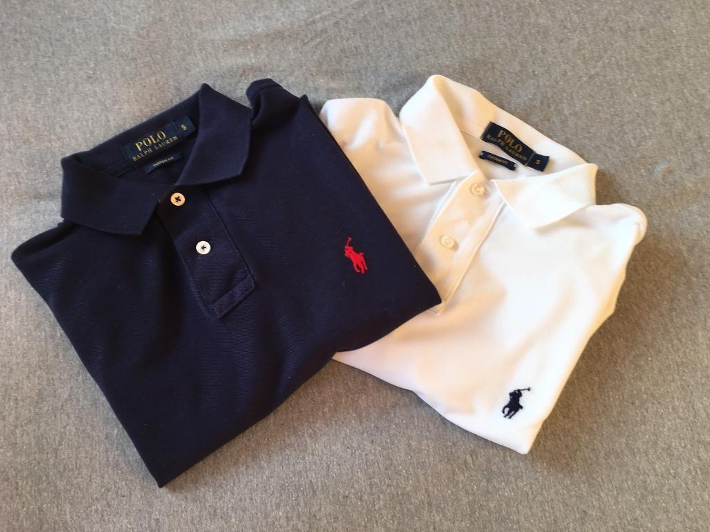 Navy Logo Polo Shirt from TK Maxx on 21 Buttons