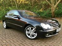 MERCEDES CLK220 CDI Avantgarde AUTOMATIC••Leathers••Service History