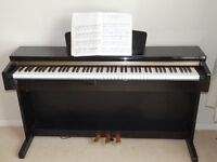 YAMAHA ARIUS YDP-C71 ELECTRIC PIANO - IMMACULATE CONDITION