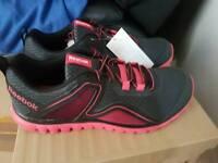 reebok unisex running shoes