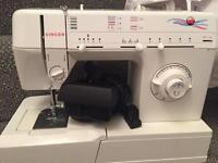 Singer sewing machine- excellent condition.
