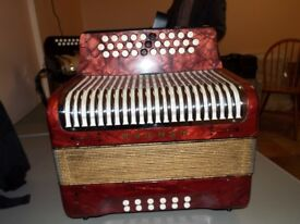 Hohner BC C Sharp Accordion £325