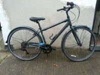 Ladies Jamis hybrid bike Bristol Upcycles hjj