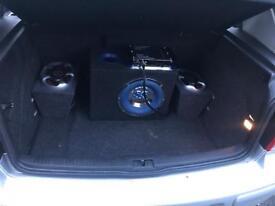 Subwoofer + 6x9 Sony speakers