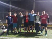 Casual Weekend 3G 6 a-side in Clapham Junction - all standards welcome