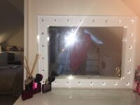 Quick Sale - LED HOLLYWOOD MIRROR