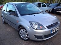 Ford Fiesta 1.25 Style Climate 3dr, 1 YEAR MOT, IDEAL FOR NEW DRIVERS, 2 KEYS, HPI CLEAR,
