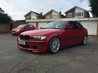 BMW 325I *VERY RARE IMOLA RED*