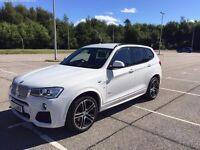 BMW X3 3.0 30d M Sport Sport Auto xDrive 5dr
