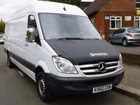 MERCEDES-BENZ SPRINTER 2.1 CDI 313 HIGH ROOF LWB 2012 --NO VAT --