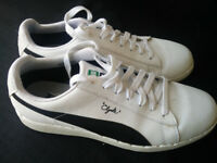 Puma Clyde Spikeless Golf Shoes size 10
