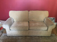 Free sofa for collection by 22nd May