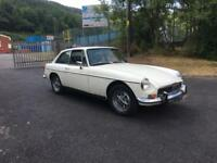 Mgb gt 1.8 new mot 1973