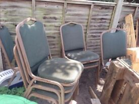 Free banquet chairs