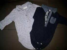 Next baby boy bodysuit