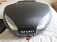 SHAD SH48 with accessories