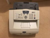 Brother FAX-2920 Multifunction Laser Printer / Fax machine