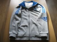 Adidas zip up hoodies