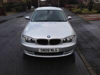 BMW 1 Series 120d SE 2dr