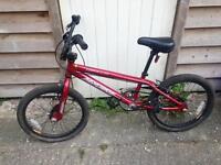 Children's Apollo BMX bike