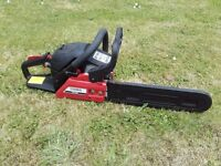 "Cobra 14"" chainsaw ex display clearance deal"
