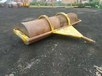 Grays tractor 10ft land field paddock roller can be water filled