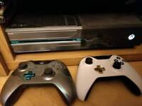 Xbox one halo guardians ltd edition + extra ltd edition controller and games
