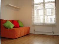 Large bright newly refurbished studio flat in shepherds bush