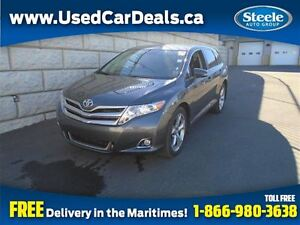 2016 Toyota Venza V6 AWD Fully Equipped Alloys Cruise