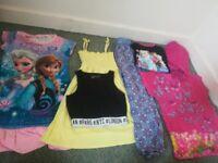 Girls 7-8 clothes bundle £5