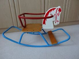 Childs Ride on Rocking Horse