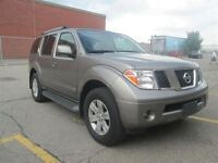 2006 Nissan Pathfinder LE**CERT & 3 YEARS WARRANTY ** ACCIDENT F
