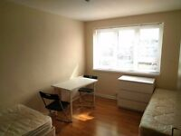 GOOD SIZE TWIN ROOM TO LET I HENDON, NW4 - New Brent Street - VERY GOOD LOCATION, AVAILABLE NOW