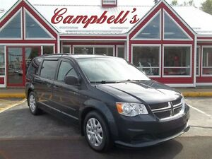 2014 Dodge Grand Caravan SE STOW-N-GO SEATING!! BLUETOOTH!! REAR