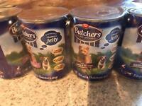 Butchers tinned dog food