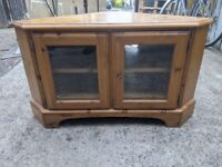 Ducal Pine Corner TV Cabinet